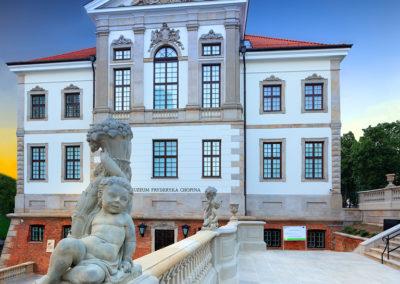 Ostrogski Palace, Fryderyk Chopin Museum, Warsaw, Poland