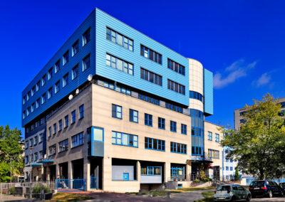 Obrzeżna 7 office faciility, Warsaw, Poland