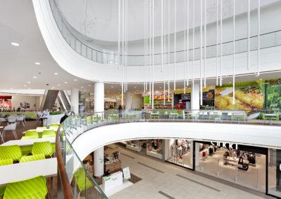 Ogrody shopping center, Elbląg, Poland