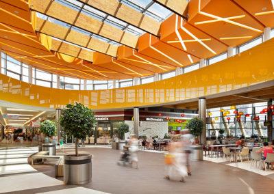Galeria Solna shopping center, Inowroclaw, Poland