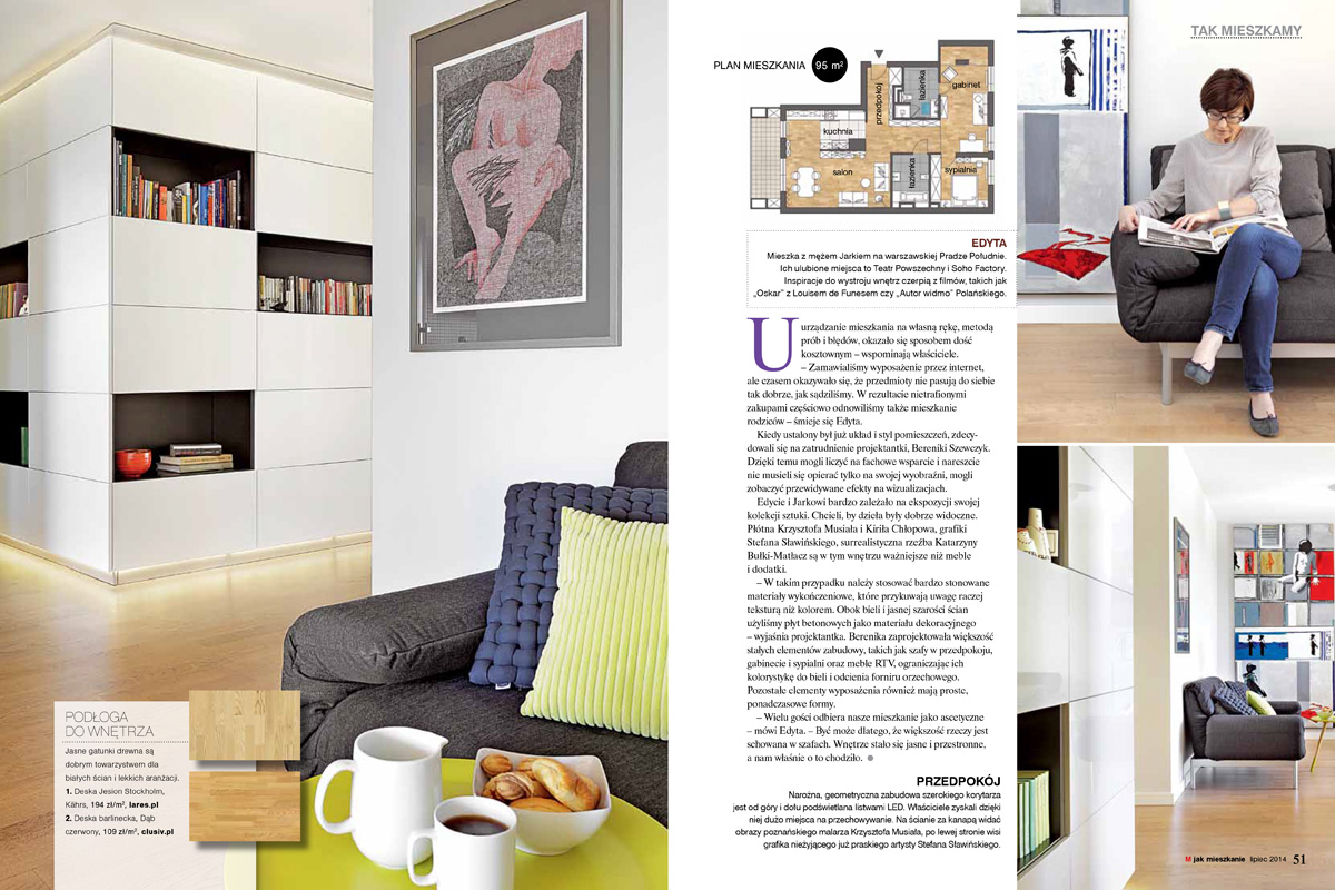 M jak Mieszkanie | 07-2014