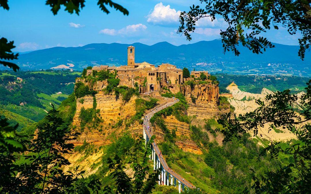 Civita di Bagnoregio – disappearing charm of a heritage