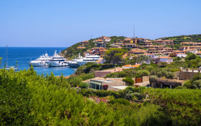 How about some vanity? Salve from Sardinian Porto Cervo!