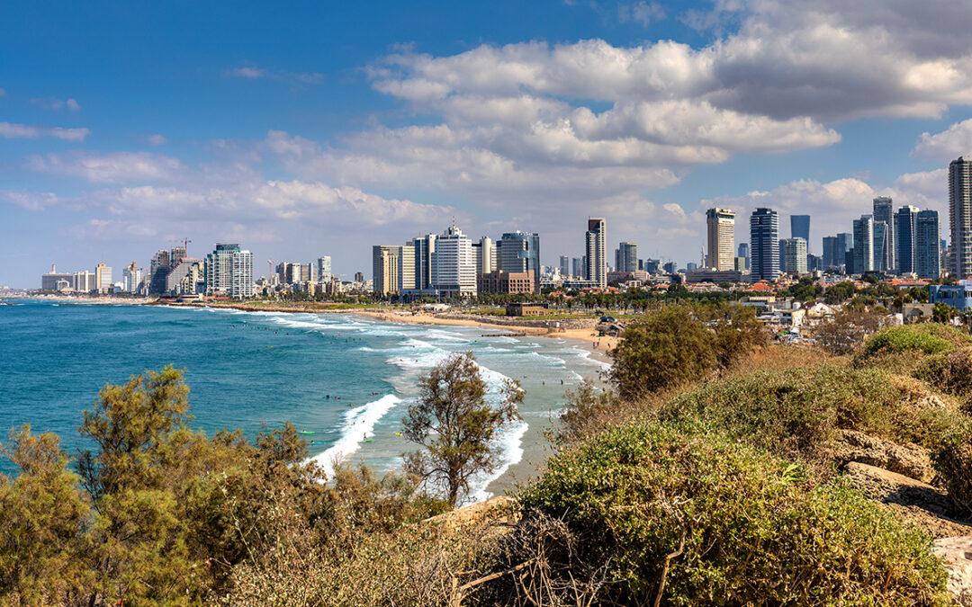 Modernity, tradition, history, hi-tech … this is Tel Aviv