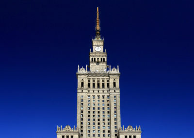 Culture & Science Palace, Warsaw, Poland