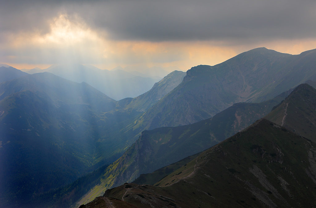 Different flavours of Tatra Mountains