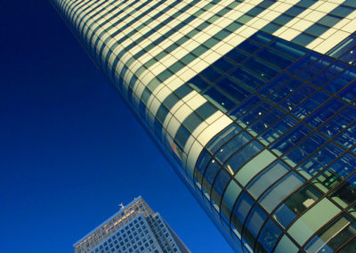 HSBC Building, Canary Wharf, London, UK
