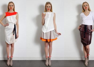 Berry Baker fashion collection by Jagoda Piekarska