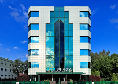 FDS Plaza office building, Warsaw, Poland