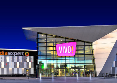 Vivo! shopping center, Stalowa Wola, Poland