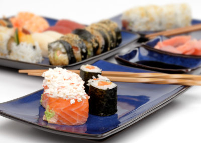 sushi world by Two People
