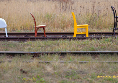 chairs by Fameg