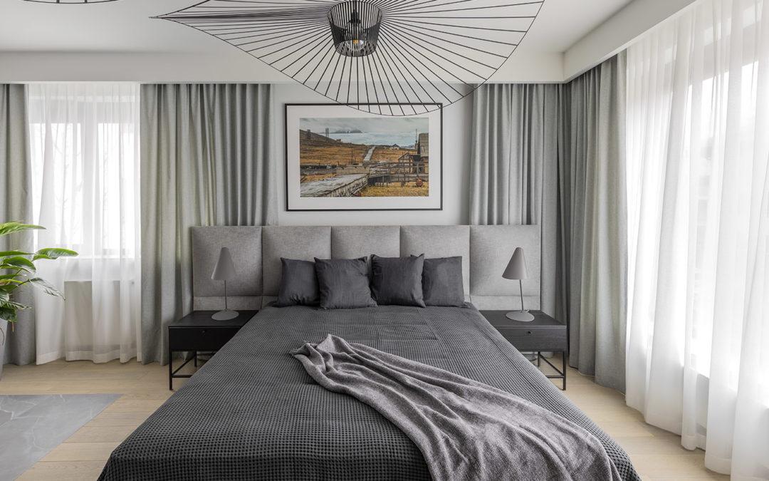 Norwegian Svalbard-inspired apartment – interior photoshoot
