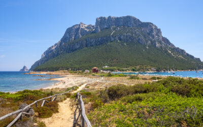 Welcome to the smallest contemporary island kingdom! Salve Isola Tavolara!